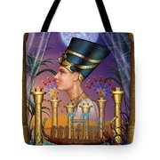 Egyptian Triptych Variant IIi Tote Bag