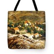 Ehden Lebanon Tote Bag