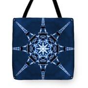 Eiffel Art 5 Tote Bag by Mike McGlothlen