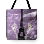 Eiffel Tower - Paris - Love Tote Bag