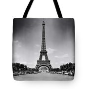 Eiffel Tower And Park 1909 Tote Bag