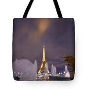 Eiffel Tower Dream Tote Bag