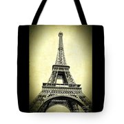 Mighty Eiffel Tower Tote Bag