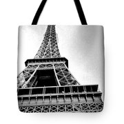 Eiffel Tower Up Close 3 Tote Bag