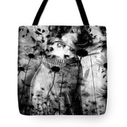 Eight Lives Left  Tote Bag
