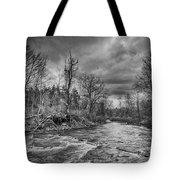 Eighteenmile Creek 1835b Tote Bag