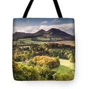 Eildon Hills   Tote Bag