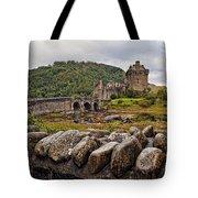 Eilean Donan Castle 1 Tote Bag