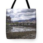 Eilean Donan Castle - 1 Tote Bag