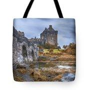 Eilean Donan Castle 3 Tote Bag
