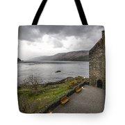 Eilean Donan Castle - 6 Tote Bag