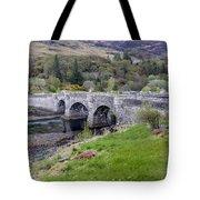 Eilean Donan Castle - 8 Tote Bag