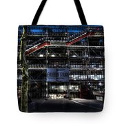 Eileen Gray At The Pompidou Tote Bag