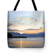 Eileen's Sunset Tote Bag