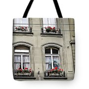 Einstein House Tote Bag