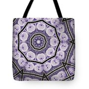 Einstein Mandala Tote Bag