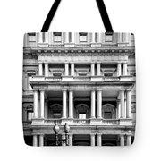 Eisenhower Executive Building Tote Bag