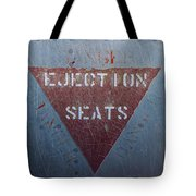 Ejection Seats Tote Bag