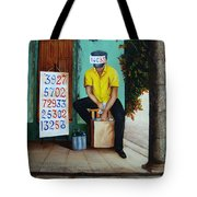 El Billetero Del 33  Tote Bag