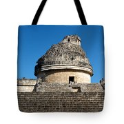 El Caracol At Chichen Itza Tote Bag
