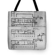 El Escorial: Apartments Tote Bag