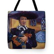 El Gallero Tote Bag