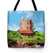 El Morrillo Fort In Matanzas Cuba Tote Bag