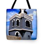 El Morro Lighthouse Tote Bag