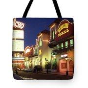 El Rancho Vintage Vegas Tote Bag