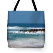 El Segundo Beach Jetty Tote Bag