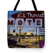 El Trovatore Motel Tote Bag