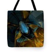 Elated Abstract Tote Bag