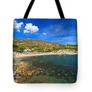 Elba Island - Beach In Seccheto  Tote Bag