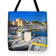 Elba Island - Marina Di Campo Tote Bag