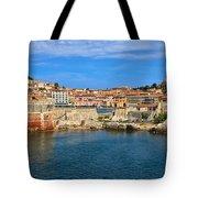Elba Island - Portoferraio  Tote Bag