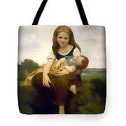 Elder Sister Tote Bag
