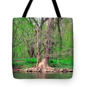 Elder Tree Tote Bag