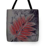 Elderberry Leaf Tote Bag