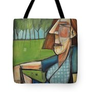 Eleanor Rigby - The Pleasant Years Tote Bag
