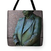 Eleanor Roosevelt Memorial Detail Tote Bag