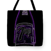 Electric 7 Tote Bag