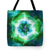 Electric Attraction Tote Bag