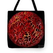 Electric Ball Tote Bag