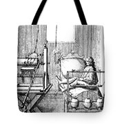 Electric Cure Tote Bag