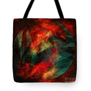 Electric Dreams Of The Ancients Tote Bag