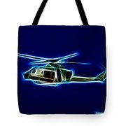 Electric Huey Tote Bag