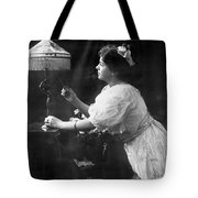 Electric Lamp, 1908 Tote Bag