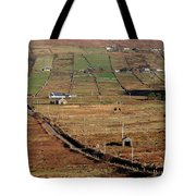 Electric Landscape Tote Bag