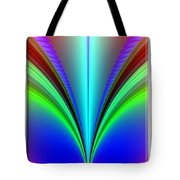 Electric Rainbow Orb Iphone Case Tote Bag