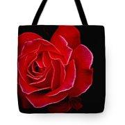 Electric Rose Tote Bag